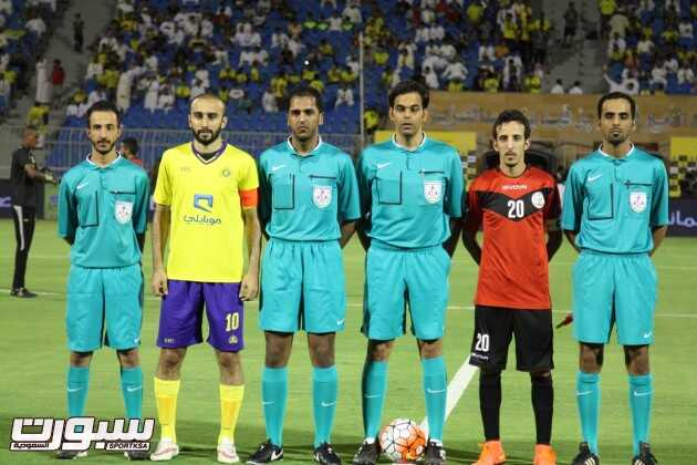 صور من مباراة النصر والمجزل بعدسة فؤاد الاحمري