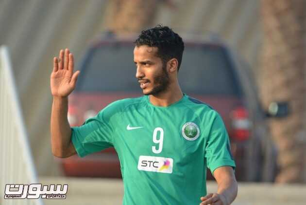 صور من تدريبات المنتخب – عدسة خالد السفياني